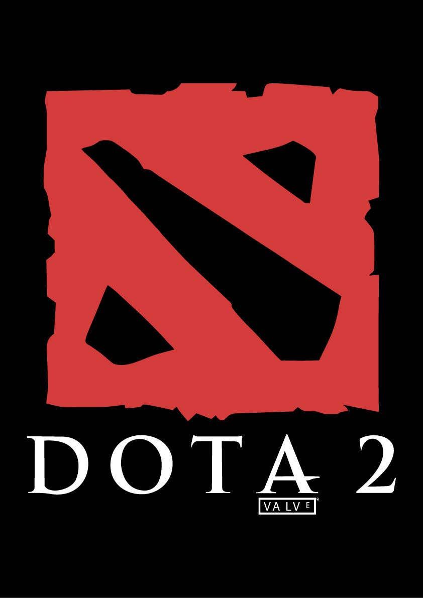 entry 24 by n000m444n for i need dota 2 logo freelancer