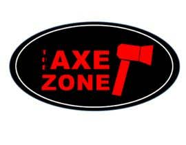#117 para Design a Logo for The Axe Zone de shalirks