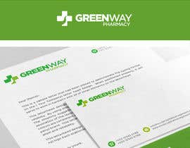 nº 178 pour Pharmacy Logo & Business Card Design par logosuit