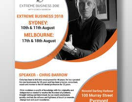 #24 for Extreme Business 2018 - Flyer by narayaniraniroy