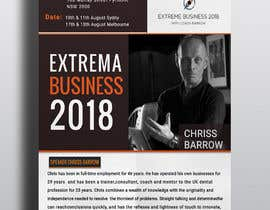 #37 cho Extreme Business 2018 - Flyer bởi hmasad88
