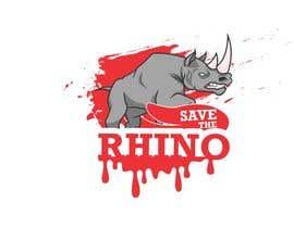 nº 12 pour Edgy ass Rhino par Kavitasavant