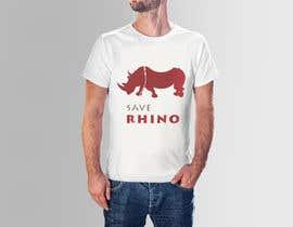 nº 4 pour Edgy ass Rhino par zidanic