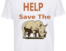 nº 9 pour Edgy ass Rhino par Txm24