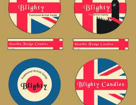 #37 for Create British Retro Candy Packaging Designs by juanppicci