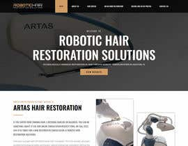 #195 for Design a Logo for a company - Robotic Hair Restoration Solutions by mdehasan