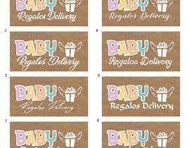 """#128 para Diseñar logotipo para """"delivery de regalos de recién nacido"""" de josepave72"""