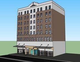 Nro 2 kilpailuun Exterior Renderings for Historic Texas Property käyttäjältä elakary