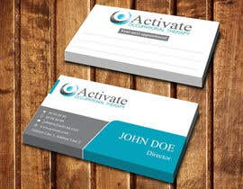#22 untuk Design some Business Cards for Activate Occupational Therapy oleh dinesh0805
