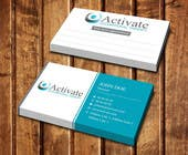 Graphic Design Entri Peraduan #28 for Design some Business Cards for Activate Occupational Therapy