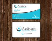 Graphic Design Entri Peraduan #51 for Design some Business Cards for Activate Occupational Therapy