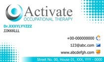 Graphic Design Entri Peraduan #2 for Design some Business Cards for Activate Occupational Therapy
