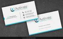 Graphic Design Entri Peraduan #33 for Design some Business Cards for Activate Occupational Therapy