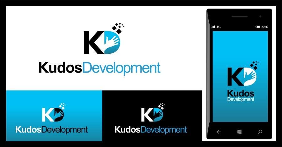 #148 for Logo Design for Kudos Development by jummachangezi