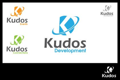 #46 para Logo Design for Kudos Development por iffikhan