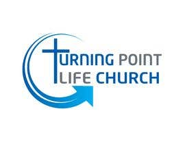 #26 for Turning Point Life Church LOGO by davidoiuvlad86