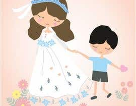 #11 for first communion remembrance cards by StratfortDesign