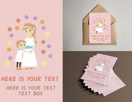 #6 for first communion remembrance cards by seymourg