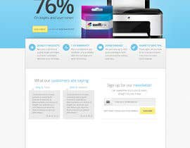 #77 for Website Design for Swift Ink by andrewnickell
