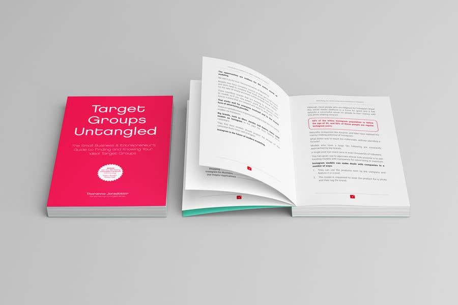 Kilpailutyö #4 kilpailussa Download Blog, Layout for Print, Design Cover and Format for Printing a Keepsake Book