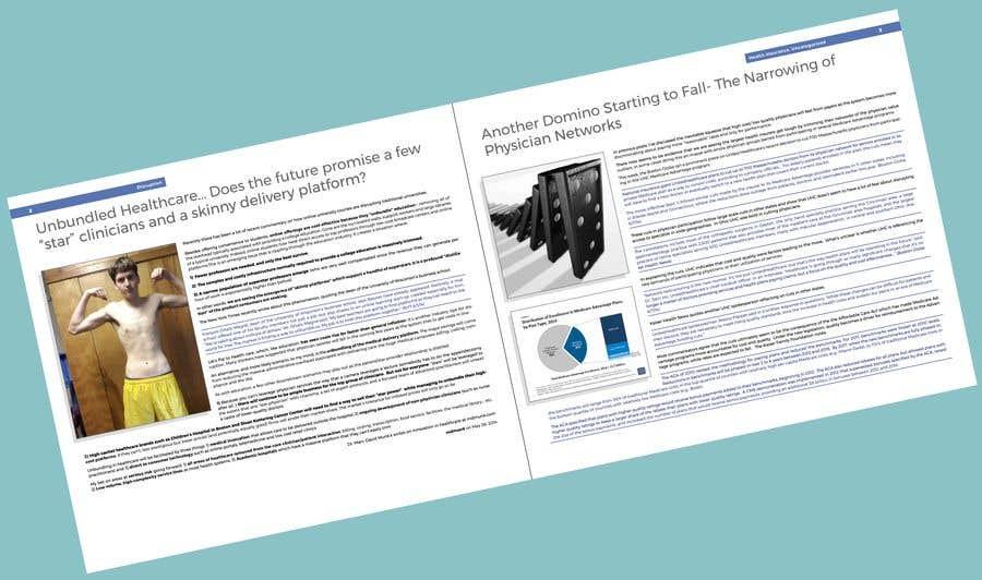 Kilpailutyö #15 kilpailussa Download Blog, Layout for Print, Design Cover and Format for Printing a Keepsake Book