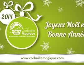 #10 para Design a Christmas greeting card por violasziky