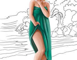 #53 for 1940's-50's Style Pin-Up Illustrations af tansha