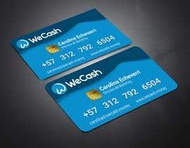 Nro 31 kilpailuun Design a Business Card käyttäjältä tanveermh