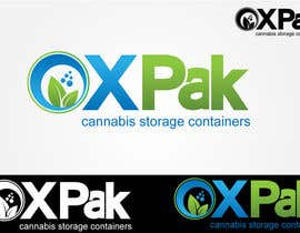 #422 para Logo Design for OXPAK: cannabis storage containers por akshaydesai