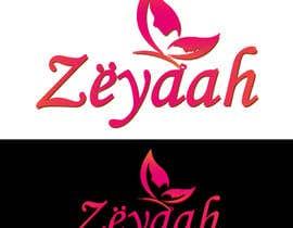 Nro 114 kilpailuun Logo brand 'Zeyaah' käyttäjältä Nanthagopal007