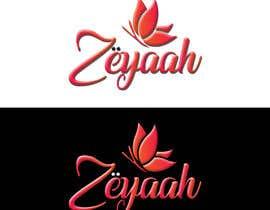 Nro 131 kilpailuun Logo brand 'Zeyaah' käyttäjältä ahmedshek0o