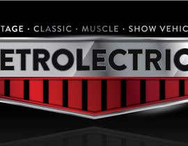 #18 untuk Retro auto electrician logo design oleh totemgraphics