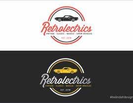 #27 untuk Retro auto electrician logo design oleh RetroJunkie71