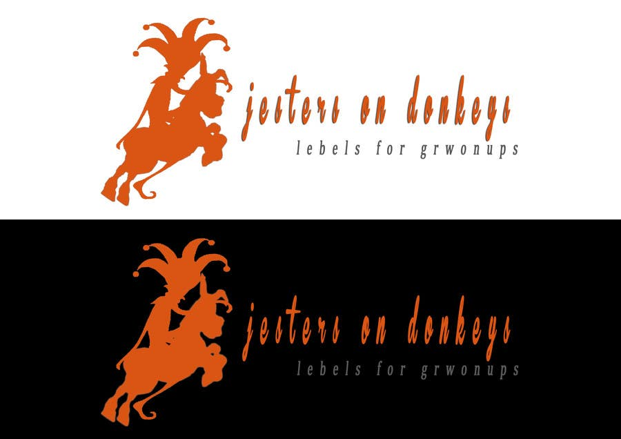 "#66 for This should be fun: ""Jesters on Donkeys"" looking for company logo design by hihimanshu70"