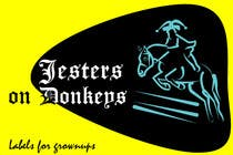 "Graphic Design Конкурсная работа №68 для This should be fun: ""Jesters on Donkeys"" looking for company logo design"