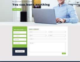 Nro 5 kilpailuun Simple website to register a course request and to create a database käyttäjältä Baljeetsingh8551