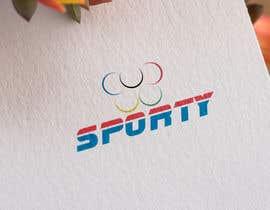 #39 for Sporty- logo af designhunter007