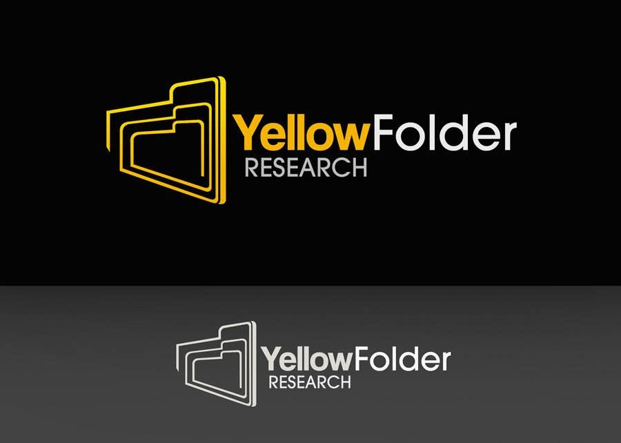 Zgłoszenie konkursowe o numerze #355 do konkursu o nazwie Logo Design for Yellow Folder Research