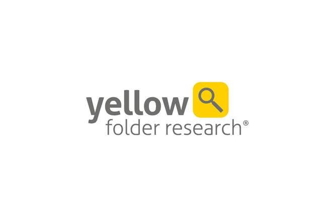 Participación en el concurso Nro.                                        44                                      para                                         Logo Design for Yellow Folder Research