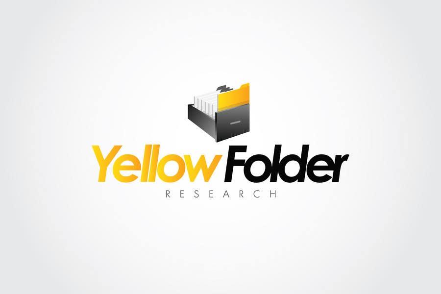 Zgłoszenie konkursowe o numerze #380 do konkursu o nazwie Logo Design for Yellow Folder Research