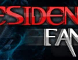 #37 para Design a banner for a Resident Evil fansite por abuk007