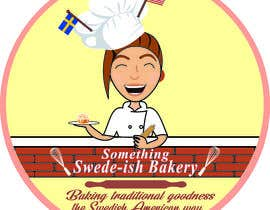 #5 for Logo for Something Swede-Ish Home baking business by brycesison