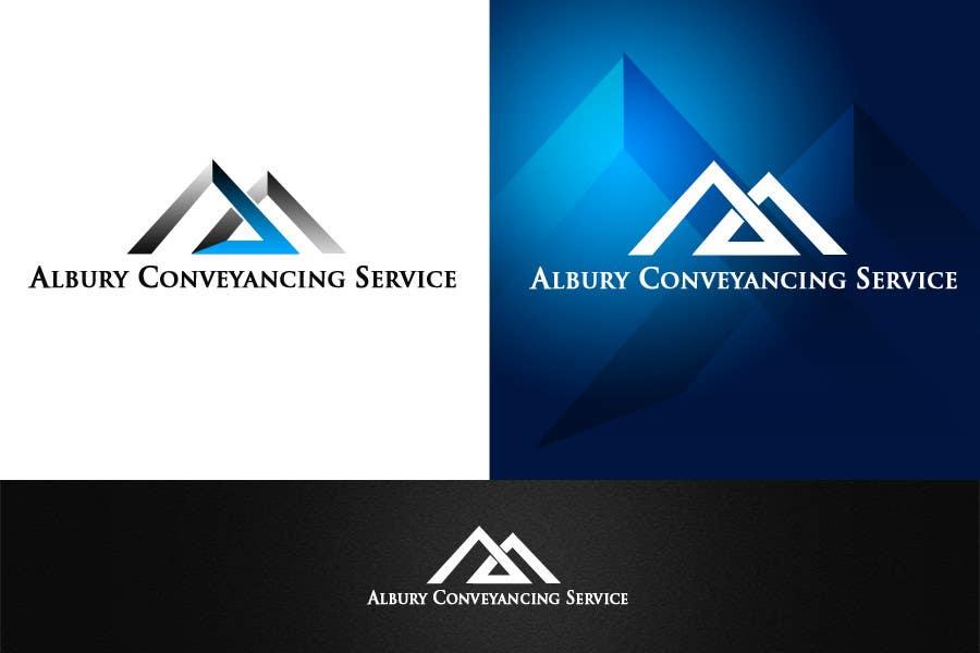 Конкурсная заявка №571 для Logo Design for Albury Conveyancing Service