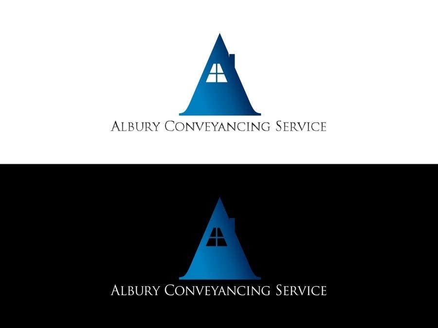 Konkurrenceindlæg #441 for Logo Design for Albury Conveyancing Service