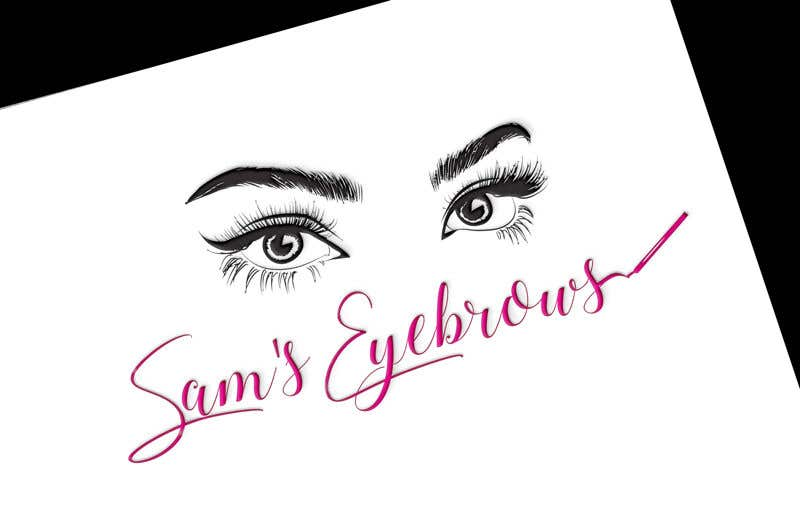 Entry #56 by knacksayem for Sam's Eyebrows and Beauty Bar | Freelancer
