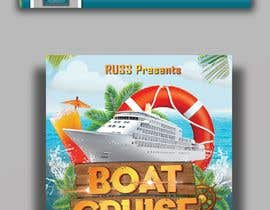 #38 for Design a flyer for a boat party by jebu1997