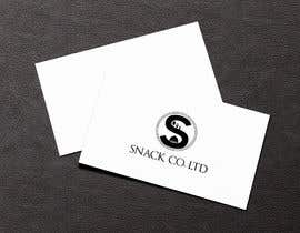 #86 for Design a Restaurant Company Logo - Snack Co. Ltd. by Tasnubapipasha