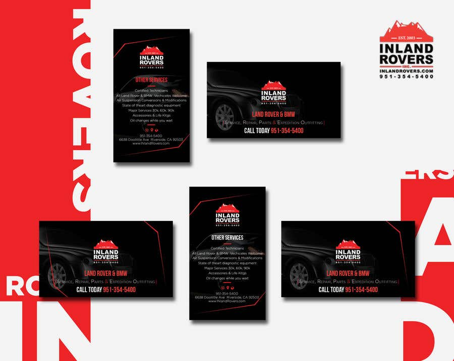 Entry 406 By Arshadulkaium For Update Business Card Professional