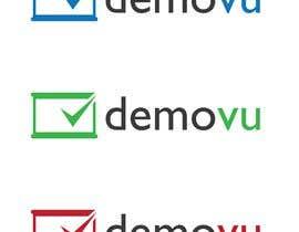 #156 for Create a logo for: DemoVu by arthur2341