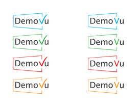 #197 for Create a logo for: DemoVu by daniyalhussain96
